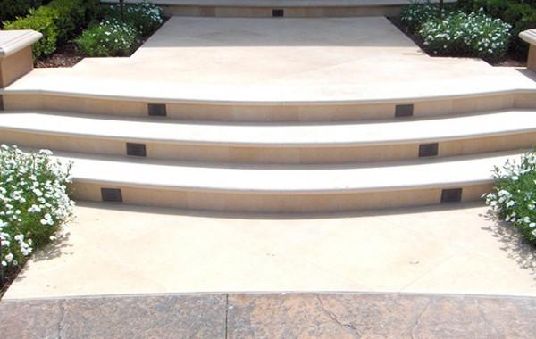 Escaleras de exterior