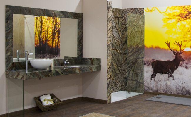 baño forest